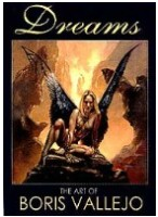 Boris Vallejo's Dreams cover