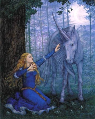 Therese and the Unicorn
